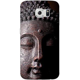 EYP Gautam Buddha Back Cover Case For Samsung S6