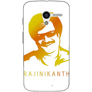 EYP Rajni Rajanikant Back Cover Case For Moto X (1st Gen)