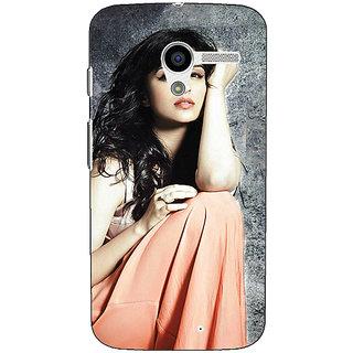 EYP Bollywood Superstar Parineeti Chopra Back Cover Case For Moto X (1st Gen)