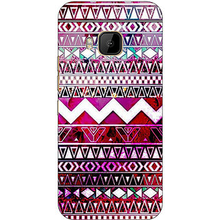 EYP Tribal Back Cover Case For HTC M9