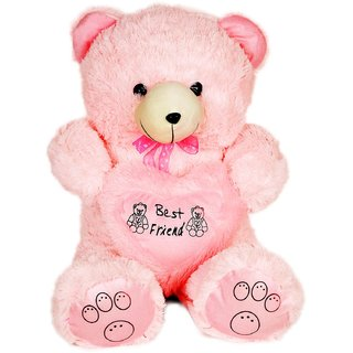 Pink India Jumbo Teddy 30 Inches