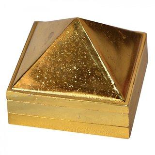 Pandit NM Shrimali Metal Pyramid