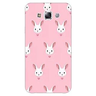 EYP Rabbit Back Cover Case For Samsung A8