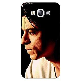 EYP Bollywood Superstar Shahrukh Khan Back Cover Case For Samsung A8