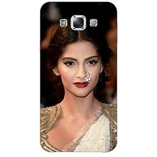 EYP Bollywood Superstar Sonam Kapoor Back Cover Case For Samsung Grand Max
