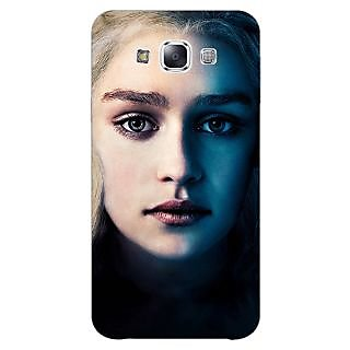 EYP Game Of Thrones GOT Khaleesi Daenerys Targaryen Back Cover Case For Samsung Grand Max