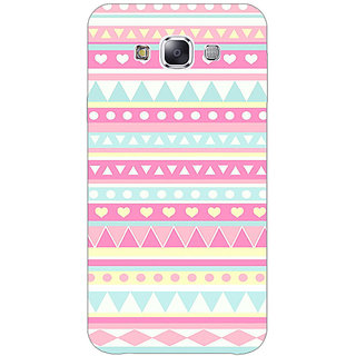 EYP Aztec Girly Tribal Back Cover Case For Samsung A8