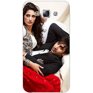 EYP Bollywood Superstar Nargis Fakhri Ranbir Kapoor Back Cover Case For Samsung A8