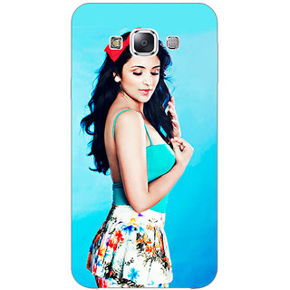 EYP Bollywood Superstar Parineeti Chopra Back Cover Case For Samsung A8