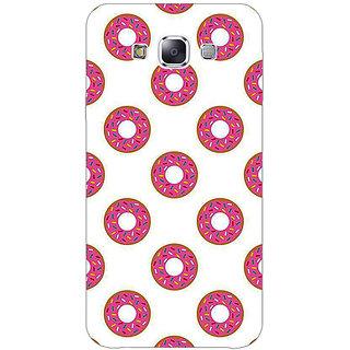 EYP Donut Pattern Back Cover Case For Samsung A8