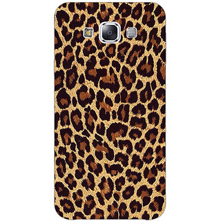 EYP Leopard Cheetah Pattern Back Cover Case For Samsung A8
