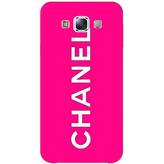 EYP Chanel Back Cover Case For Samsung A8