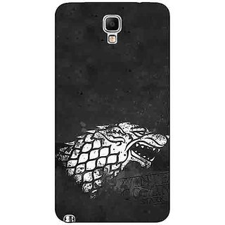 EYP Game Of Thrones GOT House Stark  Back Cover Case For Samsung Note 3 Neo