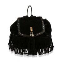 Stylenstrike Fringe Synthetic Leather Bag For Women