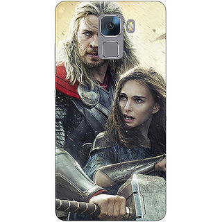 EYP Thor  Back Cover Case For Huawei Honor 7