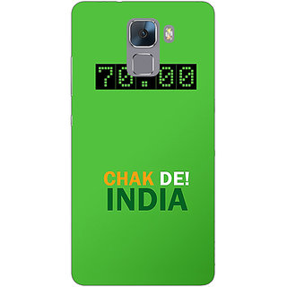 EYP Bollywood Superstar Chak De India Back Cover Case For Huawei Honor 7