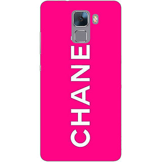 EYP Chanel Back Cover Case For Huawei Honor 7