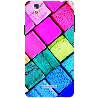 EYP Colours Back Cover Case For Micromax Yu Yureka