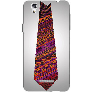 EYP Tribal Tie Back Cover Case For Micromax Yu Yureka