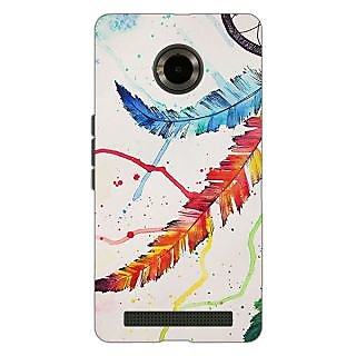 EYP Dream Catcher  Back Cover Case For Micromax Yu Yuphoria