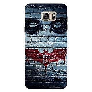 EYP Villain Joker Back Cover Case For Samsung S6 Edge+