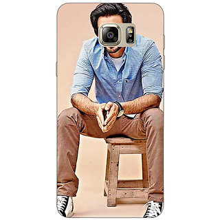EYP Bollywood Superstar Ranveer Singh Back Cover Case For Samsung Galaxy Note 5