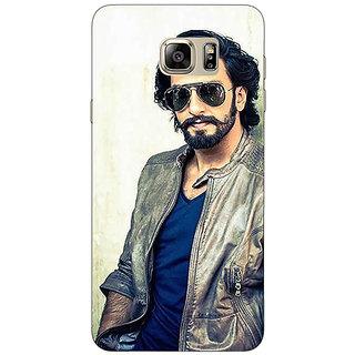 EYP Bollywood Superstar Ranveer Singh Back Cover Case For Samsung Galaxy Note 5