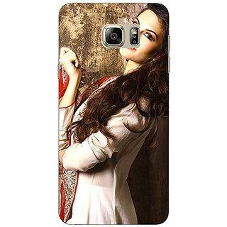 EYP Bollywood Superstar Jacqueline Fernandez Back Cover Case For Samsung Galaxy Note 5