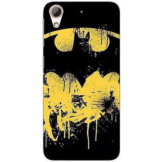 EYP Superheroes Batman Dark knight Back Cover Case For HTC Desire 626