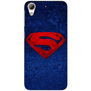 EYP Superheroes Superman Back Cover Case For HTC Desire 626