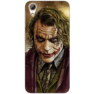 EYP Villain Joker Back Cover Case For HTC Desire 626