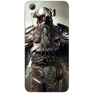 EYP God of War Back Cover Case For HTC Desire 626