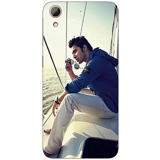 EYP Bollywood Superstar Varun Dhawan Back Cover Case For HTC Desire 626
