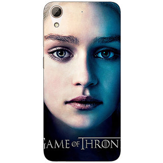 EYP Game Of Thrones GOT Khaleesi Daenerys Targaryen Back Cover Case For HTC Desire 626