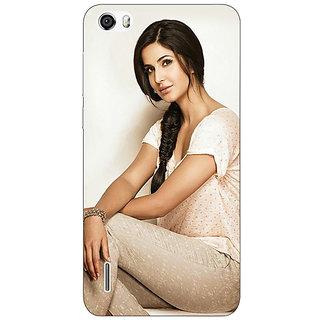 EYP Bollywood Superstar Katrina Kaif Back Cover Case For Huawei Honor 6