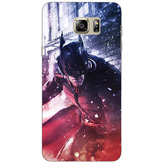EYP Superheroes Batman Dark knight Back Cover Case For Samsung Galaxy Note 5