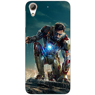 EYP Wolverine Hugh Jackman Back Cover Case For HTC Desire 626G