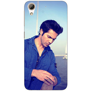 EYP Bollywood Superstar Varun Dhawan Back Cover Case For HTC Desire 626G