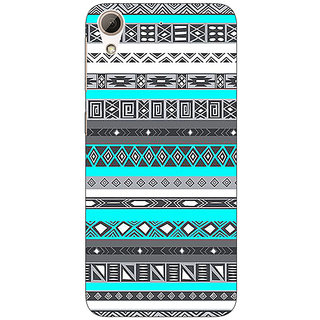 EYP Aztec Girly Tribal Back Cover Case For HTC Desire 626S
