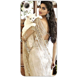 EYP Bollywood Superstar Sonam Kapoor Back Cover Case For HTC Desire 626S