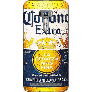 EYP Corona Beer Back Cover Case For Asus Zenfone Selfie