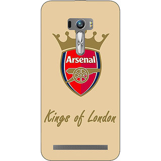 EYP Arsenal Back Cover Case For Asus Zenfone Selfie
