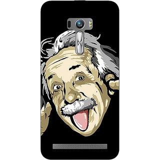 EYP Einstein Minimal Back Cover Case For Asus Zenfone Selfie