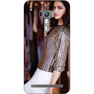 EYP Bollywood Superstar Deepika Padukone Back Cover Case For Asus Zenfone Selfie