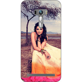 EYP Bollywood Superstar Parineeti Chopra Back Cover Case For Asus Zenfone Selfie