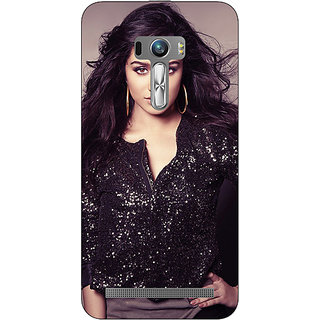 EYP Bollywood Superstar Shraddha Kapoor Back Cover Case For Asus Zenfone Selfie