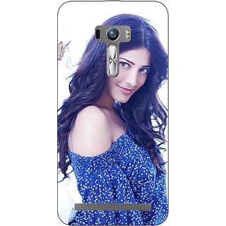EYP Bollywood Superstar Shruti Hassan Back Cover Case For Asus Zenfone Selfie