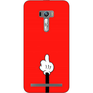 EYP Mickey Mouse Back Cover Case For Asus Zenfone Selfie