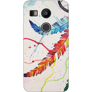 EYP Dream Catcher  Back Cover Case For LG Google Nexus 5X
