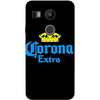 EYP Corona Beer Back Cover Case For LG Google Nexus 5X